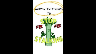Prevent FACEBOOK from stalking offline