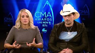 Carrie Underwood Reacts to American Idol Return - Video