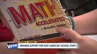 New bill would allow Ohio schools to start after Labor Day - Video