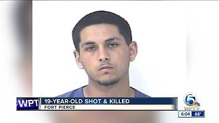 18-year-old arrested in shooting death of 19-year-old in Fort Pierce