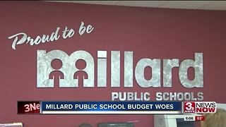 Millard Public Schools looks to cut nearly $6 million from budget - Video