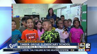 Good morning from Timber Grove Elementary School! - Video