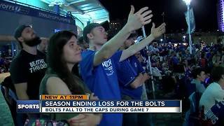 Lightnings quest for the cup is officially over - Video