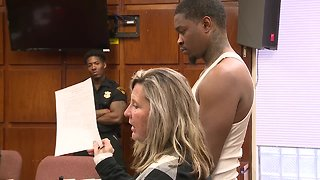 Ronald Newberry, suspect in father-daughter death appears in court