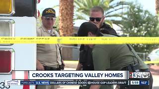 Resident shoots and kills burglar in central valley