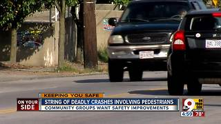 East Price Hill Community Council calls for change after pedestrian deaths - Video