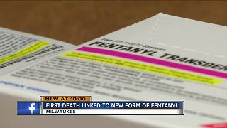 New drug nearly resistant to Narcan kills Milwaukee man - Video