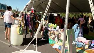 Made in Tucson Market connects local artists - Video