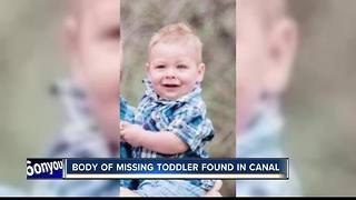 Canyon County toddler found dead in canal - Video