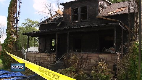 Update: Landlord of burned home reacts to fire
