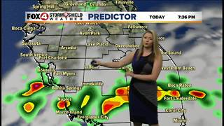 Rain Chances Build Back In This Weekend - Video