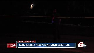 One person dead after shooting on Indy's north side - Video