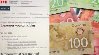 Here's Everything You Need To Know About Canada's Work From Home Tax Deduction