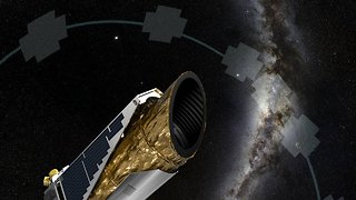 Astronomers Find Nearly 100 New Exoplanets - Video