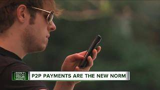 P2P payments are the new norm - Video