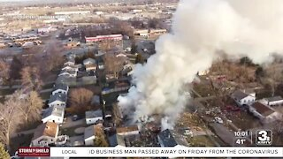 Owner of home that exploded Tuesday filed for protection order against grandson day before