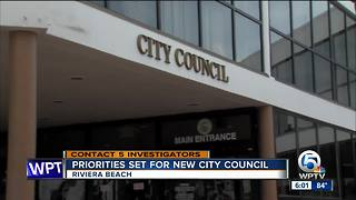 Balance of power changes in Riviera Beach - Video