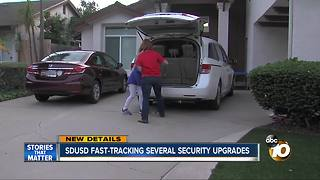 SDUSD fast-tracking several security upgrades - Video