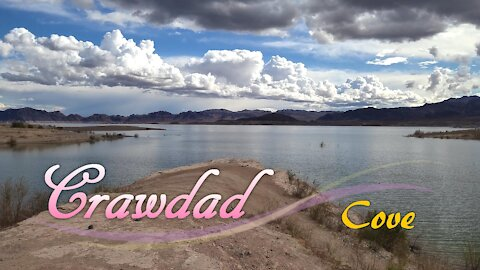 Crawdad Cove - Lake Mead, Nevada