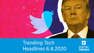 Top headlines for June 8, 2020: Twitter to label conspiracy theory tweets