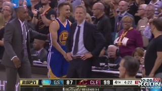 Steve Kerr on marijuana use for chronic pain - Video