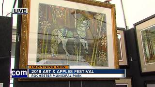53rd Annual Art & Apples Festival