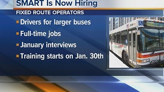 Workers Wanted: Smart is hiring - Video