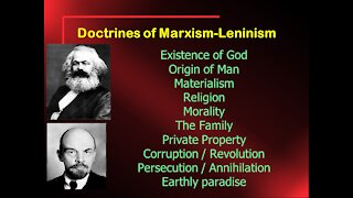 Video Bible Study: Marxism / Communism or the Gospel of Jesus - Part 5