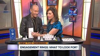 Engagement Season:  What to look for in a ring? - Video
