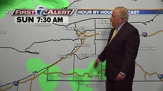 7 First Alert Forecast Sat Evening 6/23 - Video