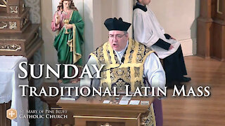 Sermon for the Third Sunday of Lent, March 7, 2021 (TLM)