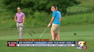 Do nonprofit fundraisers actually help charity? - Video