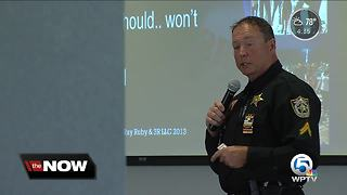 PBSO holds active-shooter training for private and charter schools - Video