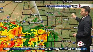ALERT: More storms possible today - Video