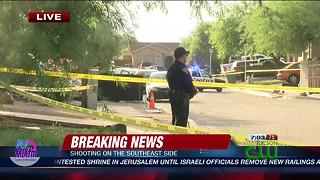 TPD working possible fatal shooting - Video