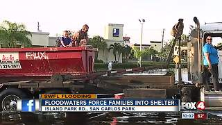 Island Park Neighborhoods still struggling with flooding - Video