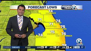 South Florida weather 6/10/17