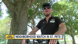 Preventing crime with perception: Neighborhood watch program in St. Petersburg spreading in city - Video