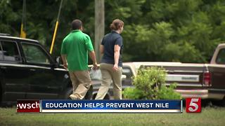 More Resources Utilized To Inspect West Nile - Video