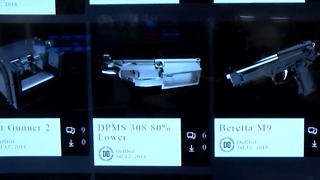 A father's concerns about 3D-printed guns - Video