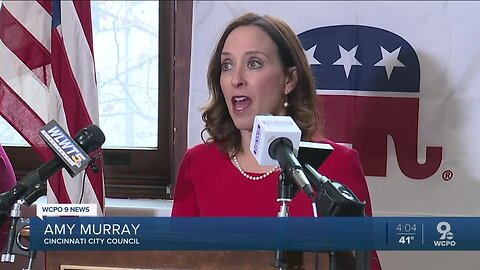 Amy Murray leaving Cincinnati City Council for Department of Defense