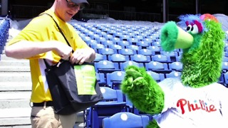 FAST DRINKS! Aramark rolls out new ordering app at Phillies - ABC15 Digital