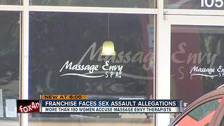 What happened inside Florida Massage Envys - Video