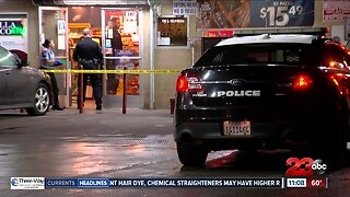 Bakersfield Police search for robbery suspects