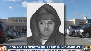 Composite sketch released in kidnapping - Video