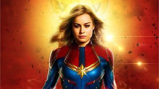New 'Captain Marvel' TV Spot Dropped