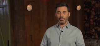 Jimmy Kimmel responds to Mayor Goodman's reopening comments