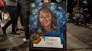 Louisville Kentucky Police Officer Fired Following Shooting Death Of Breonna Taylor