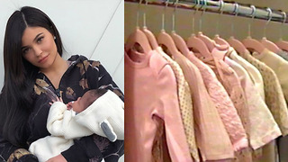Baby Stormi's Wardrobe Will Make You JEALOUS: Kylie Jenner's Wedding Plans REVEALED! - Video