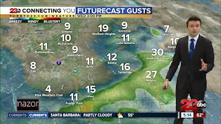 23ABC Evening weather update February 9, 2021
